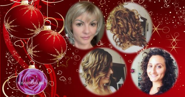 Arriva il Natale! Vuoi un capello del tutto naturale? Ecco la soluzione!